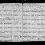 Ebenezer Ure prison 1861